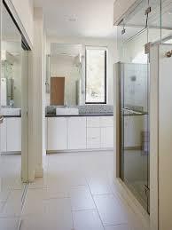 bathroom cabinets contemporary bathroom with mirrored closet