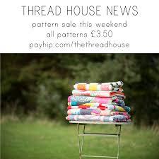 mybearpaw the thread house pattern sale