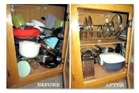 ways to organize kitchen cabinets hitmonster