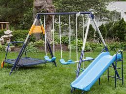 Small Backyard Swing Sets by Backyard Ideas Amazing Backyard Swing Sets Small Big Backyard