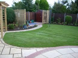 Back Garden Ideas Patio With Summerhouse Search Landscape Pinterest