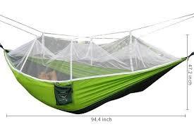camping hammock rusee mosquito net thehammocklab com