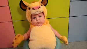 simba halloween costume for baby lion king from disney store