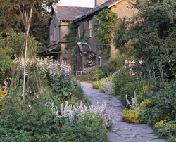Cottage Garden Farm Sirius Blackly U201c Beatrix Potter U0027s Hilltop Home The Lovely Cottage