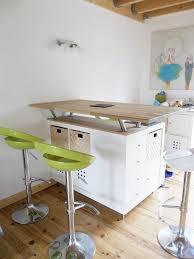 bar cuisine ikea transformez l ikea kallax dans un bar ou un bloc cuisine
