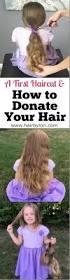 first hair cut how to donate hair hair by lori