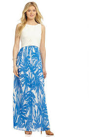 donna morgan pleated floral print maxi dress where to buy u0026 how