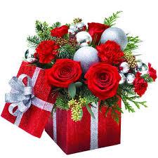 christmas flower arrangements 56 best christmas flower arrangements images on