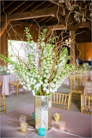 wedding centerpiece 30 chic rustic wedding ideas with tree branches tulle