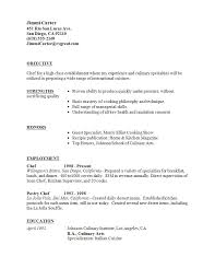 professional junior sous chef templates to showcase your talent