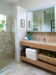 nautical themed bathroom mirrors brick stone wall sea wall color