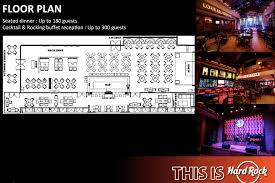 hard rock cafe melaka floor plan venue directory