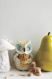 Owl Canisters by Best 25 Owl Cookie Jars Ideas On Pinterest Owl Kitchen Owl Mug