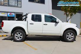 nissan truck white nissan navara d40 dual cab white 71693 superior customer vehicles