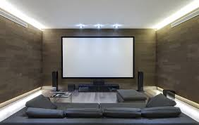 Home Theater Design Lighting 21 Incredible Home Theater Design Ideas U0026 Decor Pictures