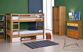 Barcelona Bunk Bed Single Verona Barcelona Bunk Bed Antique Essex Beds And