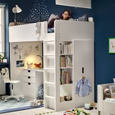 Childrens Furniture Kids Toddler  Baby IKEA - Ikea kid bunk bed