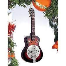 treasures co spider resonator guitar ornament melody shop