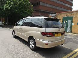 previa used 2004 toyota previa 2 0 d 4d t spirit 5dr 7 seat for sale in