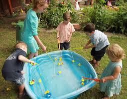 Backyard For Kids Go Fishing In Your Own Backyard Recreational