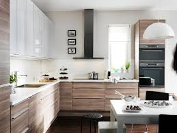 ikea kitchen idea best 25 white wood kitchens ideas on grey kitchen