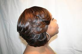 a line feathered bob hairstyles this feared line sewn bob medium hair styles ideas 41543