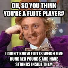 True Life Meme - flute player memes google search true life pinterest memes