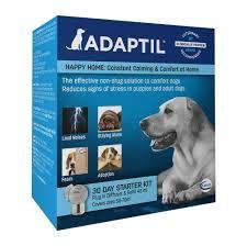 calming collar adaptil 30 day starter kit amazon co uk pet supplies