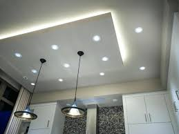 Recessed Lighting For Suspended Ceiling Led Drop Ceiling Lights 2x4 Recessed Lighting For Suspended O