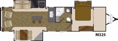 100 arctic fox rv floor plans 2018 northwood arctic fox 25w