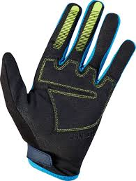 gloves motocross fox ranger gloves motocross blue fox tip protectors quality design