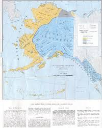 Alaska Road Map by Arctic U0026 Northern Maps U0026 Mapping Explorenorth