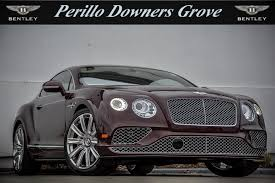 bentley white and black new bentley for sale downers grove perillo downers grove