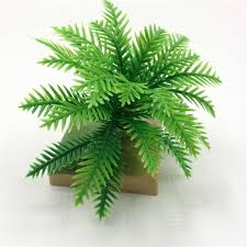 Artificial Decorative Trees For The Home 10 Pcs Artificial Tree Miniatures Cute Plants Fairy Garden Gnome