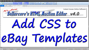 free ebay auction templates make more money on ebay with better templates css u0026 content