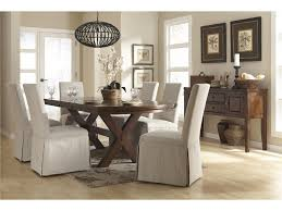Fabric Dining Chair Covers Mesmerizing Fabric Chair Covers For Dining Room Chairs With Inside