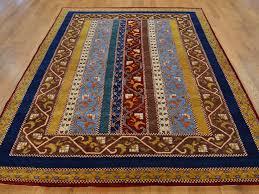 2x4 Rug 6 U0027 X 8 U0027 Multicolored Kashkuli Handmade 100 Percent Wool Oriental