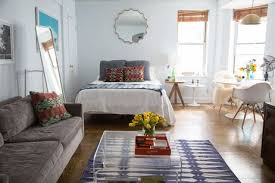 450 sq ft apartment house tour a colorful 450 square foot nyc studio apartment therapy