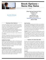 Qualified Dividend And Capital Gain Tax Worksheet Business Topics U2014 Silver Spring Financial