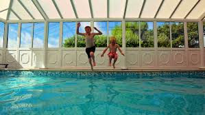 indoor swimming pool campsites and holiday parks