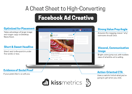 Strongest Sheets On The Market by A Cheat Sheet To High Converting Facebook Ad Creative