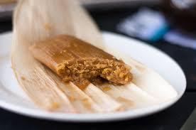 pumpkin pie tamales thyme