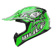 childrens motocross gear wulf cub flite xtra motocross helmet kids junior childrens mx atv