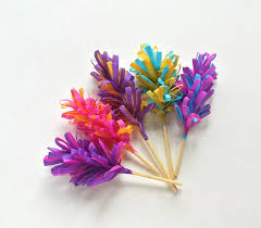 Hyacinth Flower Diy Easy Paper Hyacinth Flowers 4 Steps With Pictures