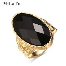 wedding band manufacturers aliexpress buy milatu gold color large women wedding