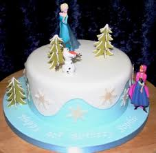 melanie ferris cakes u0027frozen u0027 birthday cake