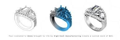 design center cad custom jewelry design