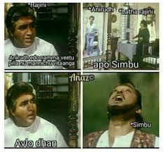 Memes Song - hilarious memes on anirudh and simbu over beep song controversy