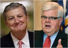 poll shows republican john kennedy with large lead over democrat
