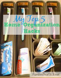 organizatoin hacks my top 5 easy home organization hacks